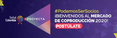 BIENVENIDOS AL MERCADO DE COPRODUCCIÓN 2020!
